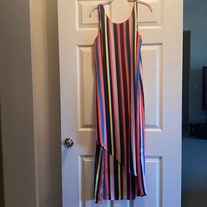 Project RUNWAY High-Low Dress
